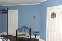Blue Guest Room (Exit)