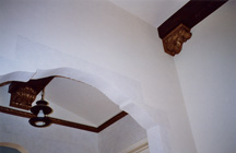 Foyer (Arch Close-Up)